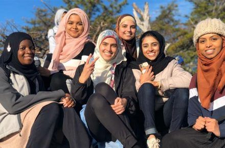 NEW STUDY: Muslim college students big on interfaith goodwill